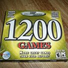 1200 Windows XP PC Games (FREE SHIPPING)
