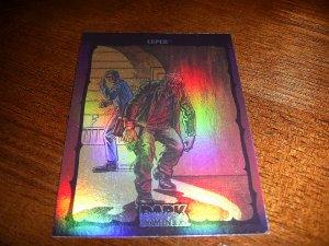 1993 Dark Dominion Foil Card #11 (Leper)
