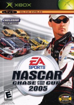 NASCAR 2005: Chase for the Cup Xbox (FREE SHIPPING)