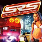 SRS Street Racing Xbox Game (FREE SHIPPING)