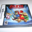 Alvin And The Chipmunks Case And Book Only (FREE SHIPPING)