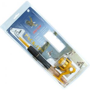 EAGLE CLAW® TELESCOPING FISHING ROD