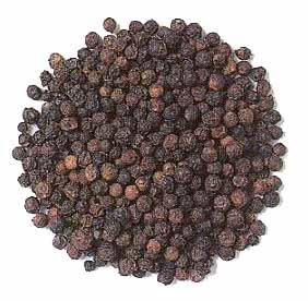 Organic Malabar Black Peppercorns