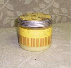 Citrus Grove Lemon Zest Body Scrub 16 oz