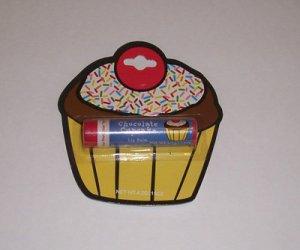 LOTTA LUV Chocolate Cupcake Scented Lip Balm