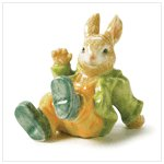 Storybook Rabbit Figurine