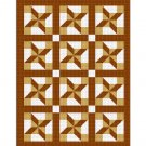 Chella Crochet Clay's Choice Quilt Look Afghan Crochet Pattern Graph Emailed