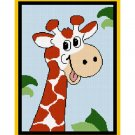 Sale See Shop for Details Safari Giraffe Afghan Crochet Pattern Graph Chart