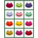 Frog Faces For Scrap Yarn Afghan Crochet Pattern
