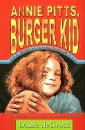 Annie Pitts, Burger Kid (Paperback)