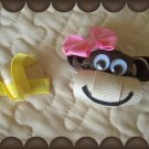 GOING BANANAS ......MONKEY AND BANANA CLIPPIES