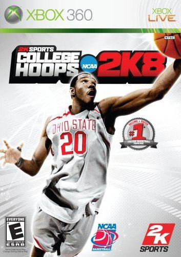 College Hoops 2K8 (Xbox 360)