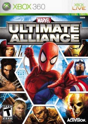 Marvel: Ultimate Alliance (Xbox 360)