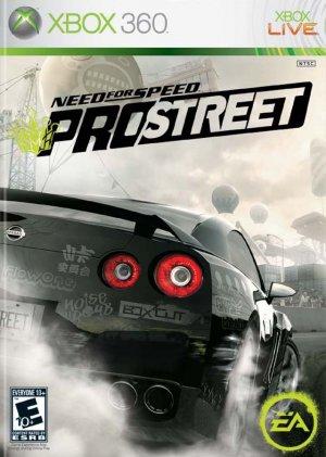 Need for Speed: ProStreet (Xbox 360)