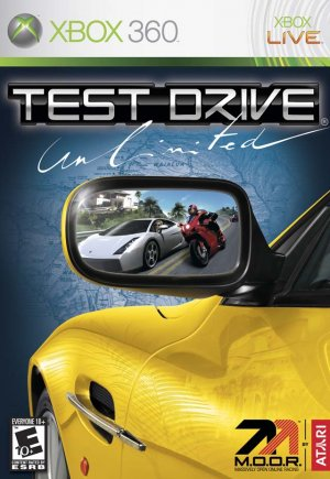 Test Drive: Unlimited (Xbox 360)