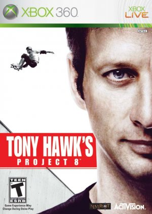 Tony Hawk's Project 8 (Xbox 360)