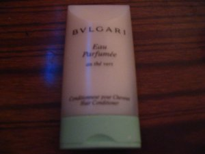 Brand New BVLGARI Green Tea Hair Conditioner