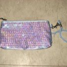 New Tommy Hilfiger True Star Sequined Clutch Purse