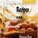 Over 500 Delicious Diabetic Recipes Ebook