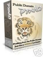 Public Domain Prowler Software - Boosts Biz Profits