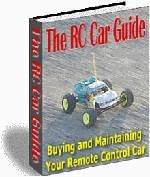 Radio Controlled Car Guide eBook - RC Car Guide