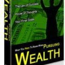 The Secrets Of Pursuing Wealth eBook