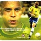 Ronaldo (Brazil) Mouse Pad