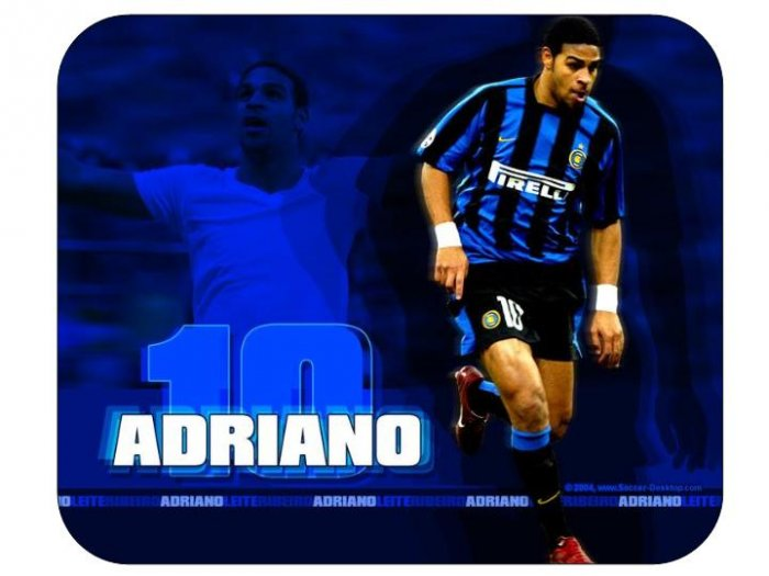 Adriano (Brazil) Mouse Pad