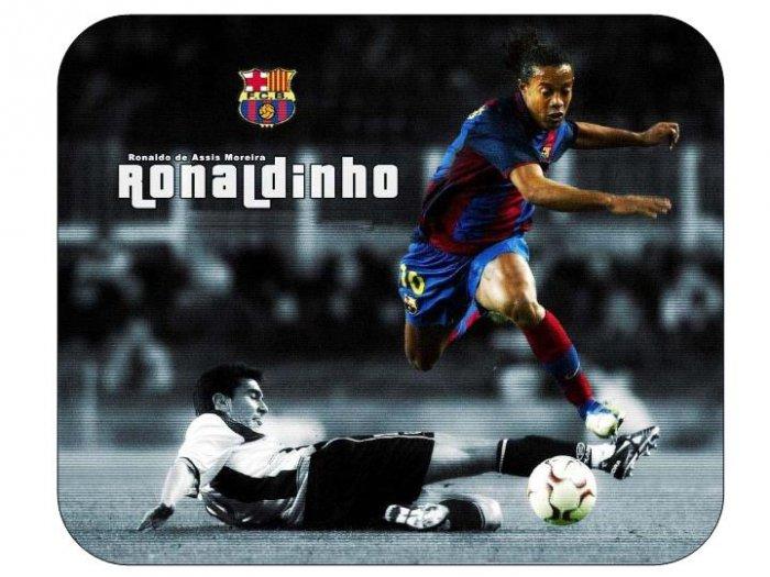 Ronaldinho #1 (Brazil) Mouse Pad
