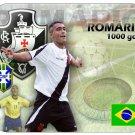 Romario (Brazil) Mouse Pad