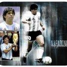 Diego Maradona #2 (Argentina) Mouse Pad