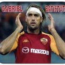 Gabriel Batistuta #2 (Argentina) Mouse Pad