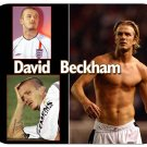 David Beckham #2 (England) Mouse Pad