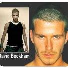 David Beckham #3 (England) Mouse Pad
