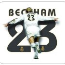 David Beckham #4 (England) Mouse Pad