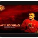 David Beckham #5 (England) Mouse Pad