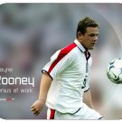 Wayne Rooney (England) Mouse Pad