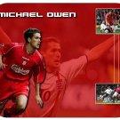 Michael Owen (England) Mouse Pad
