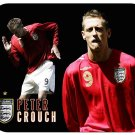 Peter Crouch (England) Mouse Pad