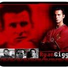 Ryan Giggs (England) Mouse Pad