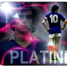 Michel Platini (France) Mouse Pad