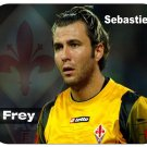 Sebastien Frey (France) Mouse Pad