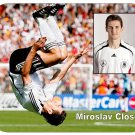 Miroslav Klose (Germany) Mouse Pad