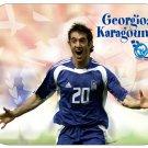 Georgios Karagounis (Greece) Mouse Pad