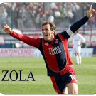 Gianfranco Zola (Italy) Mouse Pad