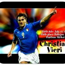 Christian Vieri (Italy) Mouse Pad