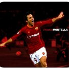 Vincenzo Montella (Italy) Mouse Pad