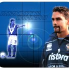 Roberto Baggio  (Italy) Mouse Pad