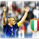 Fabio Cannavaro #2 (Italy) Mouse Pad