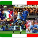 Marco Materazzi (Italy) Mouse Pad